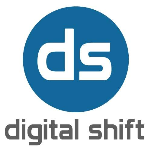 Image result for digital shift media logo